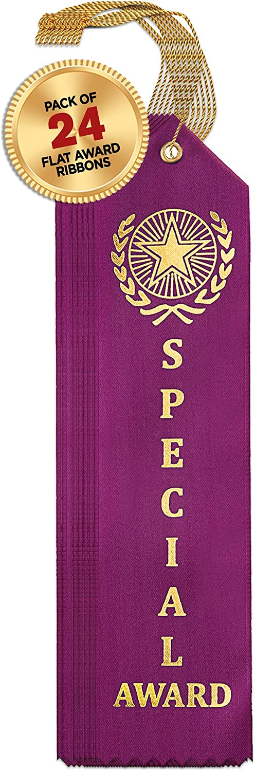 Special Award Flat Carded security 24 Discount is also underway Pack - Ribbons
