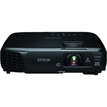 Epson EH-TW570 - Proyector Home Cinema HD Ready, Color Negro ...