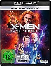 X-Men - Dark Phoenix  (4K Ultra HD) (+ Blu-ray 2D) [Alemania] [Blu-ray]