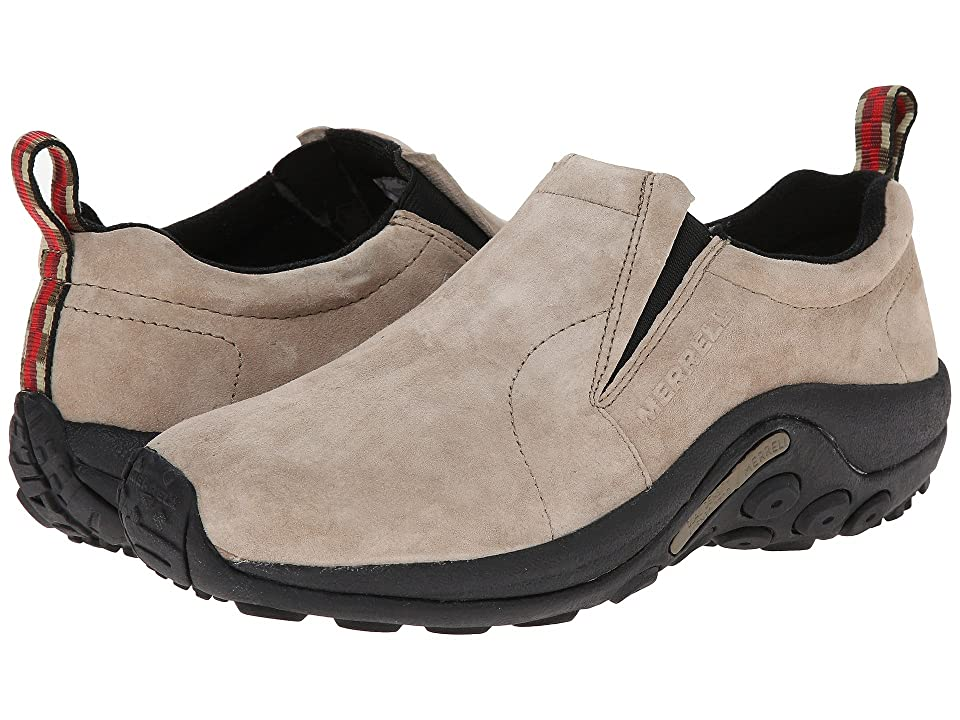 Merrell Jungle Moc (Taupe Suede) Men's Slip on  Shoes