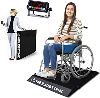 wheelchair weight scale