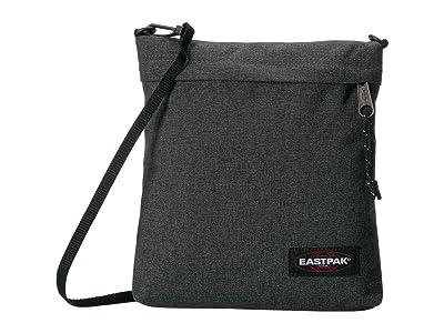 EASTPAK Lux (Black Denim) Cross Body Handbags