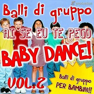 Ai Se Eu Te Pego Baby Dance, Vol. 2
