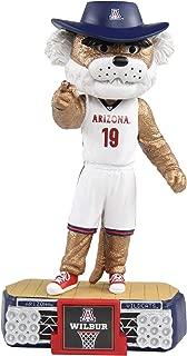 FOCO Wilbur Wildcat Arizona Wildcats Stadium Lights Special Edition Bobblehead NCAA