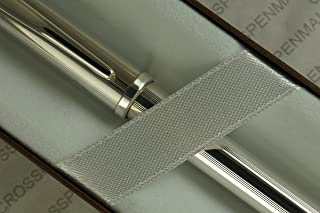 Cross Made in The USA Century II Hallmarked Sterling Silver with Ribbed Barrel Ballpoint Pen. A Very Rare Made in Lincoln,...
