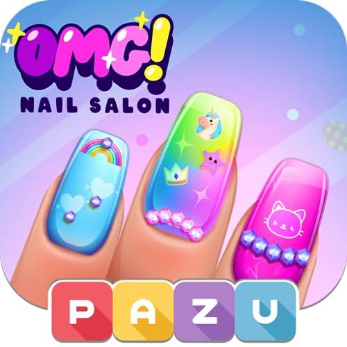 Salon de manucure pour filles - Jeux pour enfants