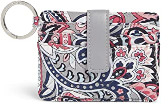 Vera Bradley Signature Cotton in a Snap Card Case Wallet