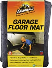 "Armor All AASMVC88100 Charcoal 8'4"" x 7'4"" Small Vehicle Garage Floor Mat 8'4"" x 7'4"" Charcoal"