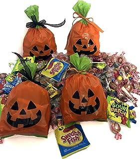 5 Pounds of Candy(Jawbreakers,Dubble Bubble,Smarties,Warheads,Tiger Pops,Now&Later,Airheads,Bazooka Bubble Gum Filled Pops,Big LeagueBubble Gum Filled Pops,SOUR PATCH KIDS,Caramel creams)4 Bags