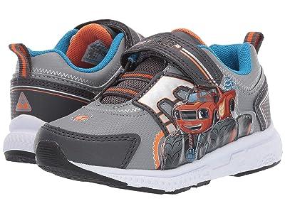 Josmo Kids Blaze Sneaker (Toddler/Little Kid) (Grey) Boys Shoes