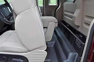 DU-HA Behind-the-Seat Storage Fits 04-08 Ford F-150 Regular Cab, Black, Part #20105
