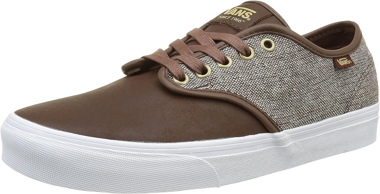Vans Men's Camden Dx Low-Top Sneakers