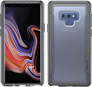 Pelican Voyager - Samsung Galaxy Note9 Case (Clear/Grey)