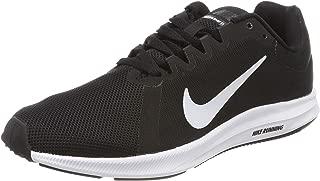 Nike Women's Downshifter 8 Running Shoe, Black/White/Anthracite, 10 Regular US