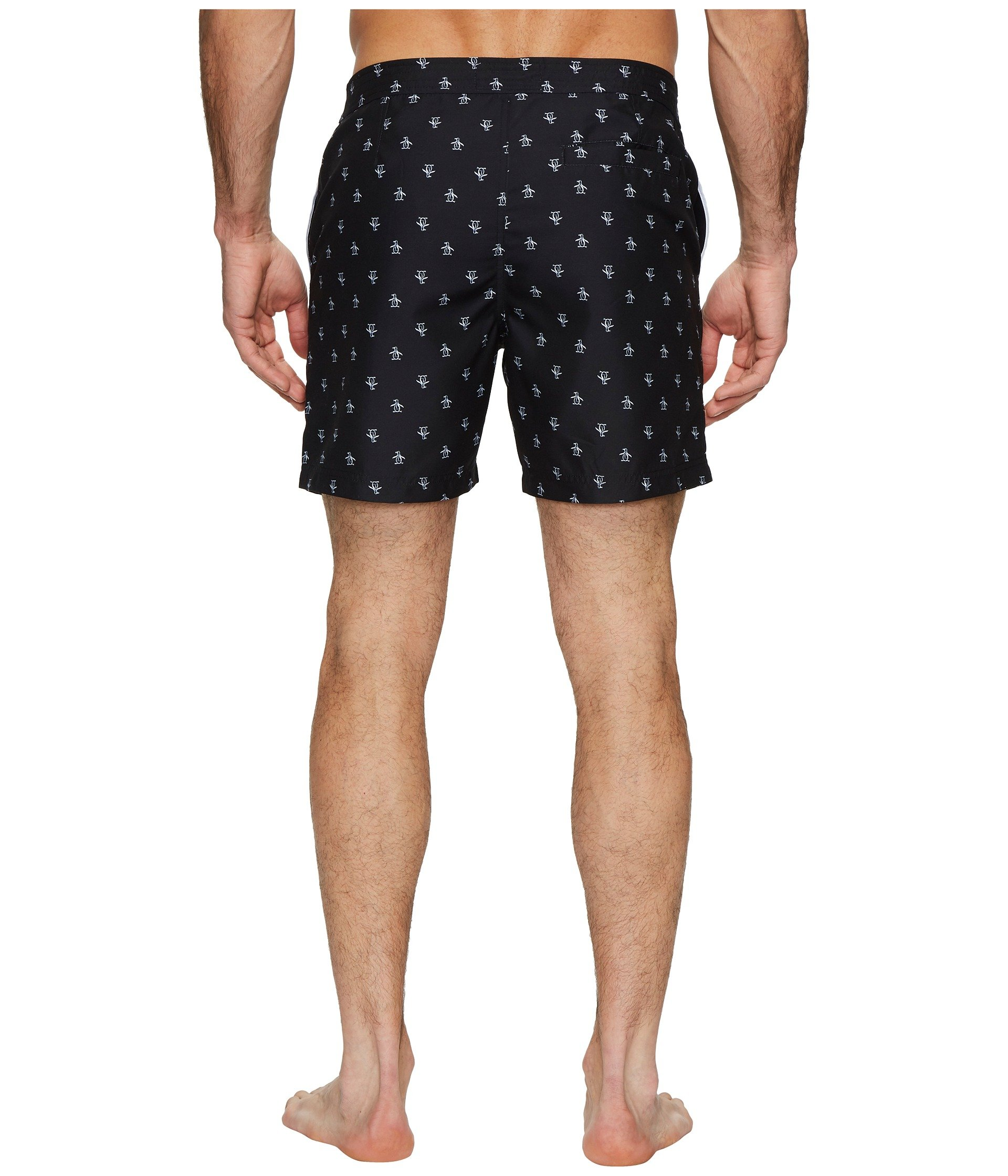 Swim Waist Black True Penguin Fixed Original aEqwtZc