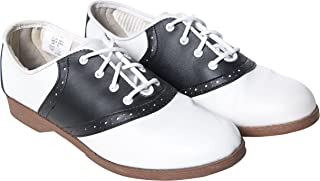 Womens Saddle Oxford Shoes