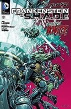 Frankenstein, Agent of SHADE (2011-) #8