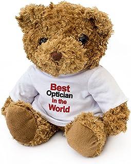 THE BEST OPTICIAN IN THE WORLD - Teddy Bear - Cute Soft
