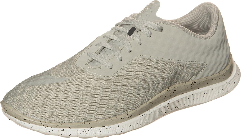 Nike Free Hypervenom Low Laufschuhe lunar grey-lunar grey-ivory-black - 40,5