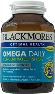 Blackmores Omega Daily Concentrated Fish Oil (90 Capsules)