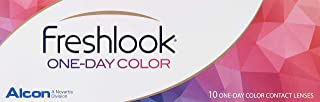 Freshlook Daily One-Day Color Mystic Gray Powerless - 10 Lens Pack