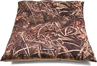 Realtree Extra Large Tufted Pet Bed - Max-4 Camouflage