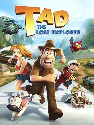 Tad: The Lost Explorer