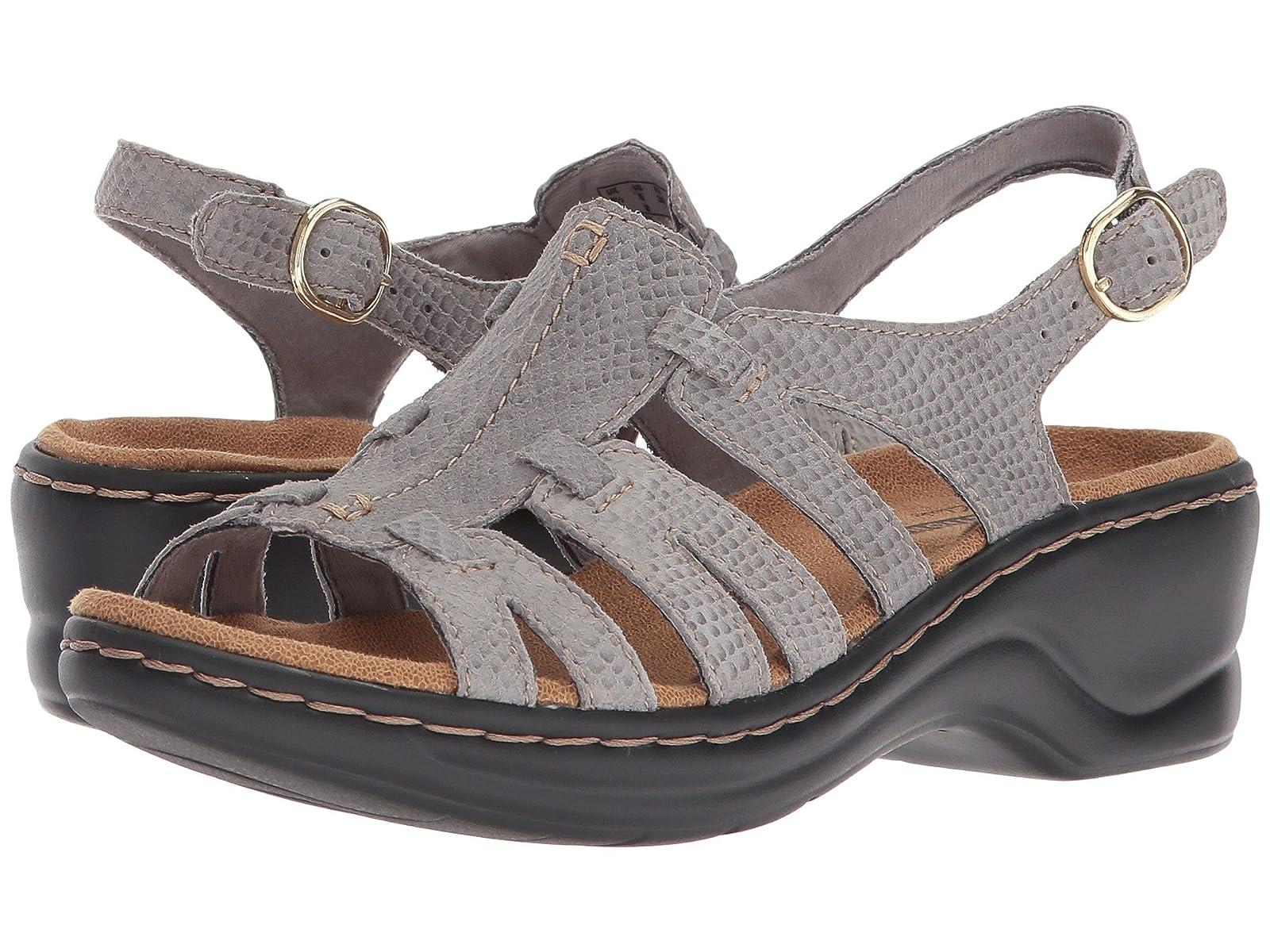 Clarks Lexi Marigold QAtmospheric grades have affordable shoes