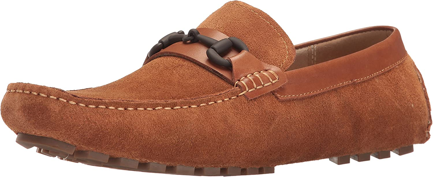 Kenneth Cole REACTION Mens Stay A-Wake Slip-On Loafer