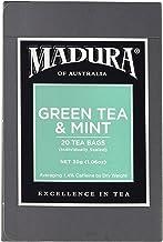 Madura Green and Mint 20 Enveloped Tea Bags, 1 x 30 g