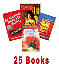Classroom Library Grade 6: Shiloh Collection; Shadow Children Series; Girls Rule; Camp Trouble; Beauty; the House with Clo...