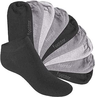 ChanPell Calze da ragazzo di cotone Comfort sopra la caviglia 3 paia