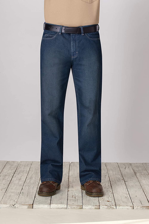 Bulwark FR Men's Flame Resistant Cotton Straight Fit Denim Jean