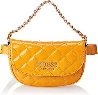 Guess Womens Money Belt, Marigold - TG766780