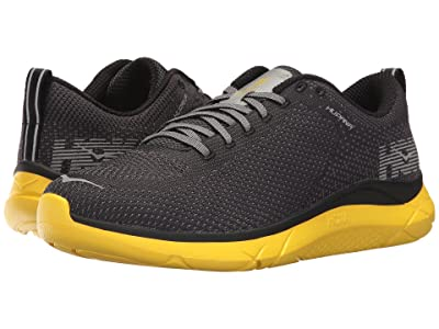 Hoka One One Hupana 2 (Black/Empire Yellow) Men
