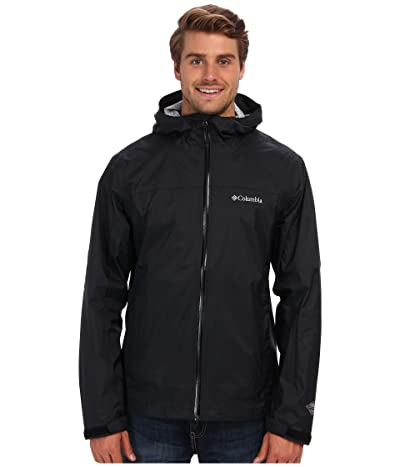 Columbia EvaPOURation Jacket (Black) Men