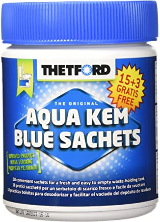 Thetford 200283/0915 Aqua KEM Sacchetti, 540 G (18 X 30 G)