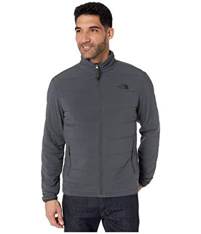 The North Face Mountain Sweatshirt Full Zip Jacket 3.0 (Asphalt Grey) Men