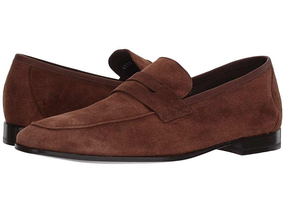 Paul Smith Glynn Loafer (Camel Suede) Men