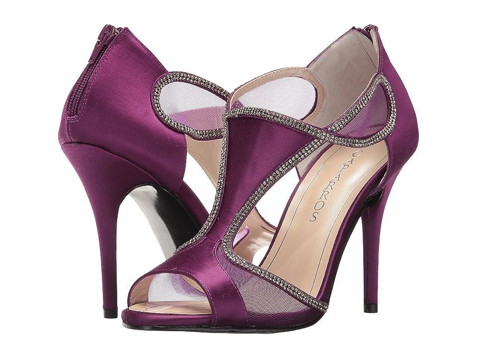 Caparros Jessica (Cerise Satin) High Heels