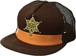 """Sheriff"" Trucker (Little Kids/Big Kids)"