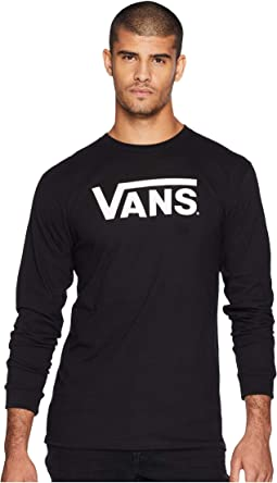 aaeff90e2ce103 Vans established 66 long sleeve tee
