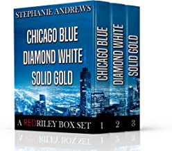 The Red Riley Adventures Box Set #1 Three Fast-paced, Funny Crime Capers: Containing Chicago Blue, Diamond White, and Solid Gold