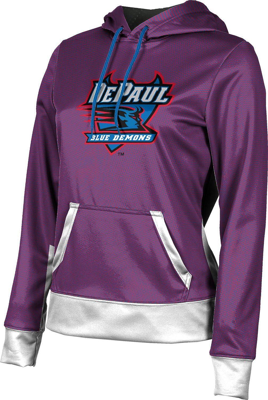 DePaul University Girls' Pullover Hoodie, School Spirit Sweatshirt (Embrace)