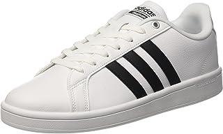 adidas Men's Cloudfoam Advantage Shoes, Footwear White/Core Black/Footwear White