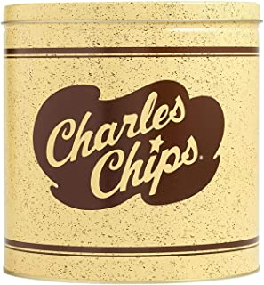Original Chip Tin - Pure Potato Flavor From Charles