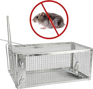 Rattenfalle aus Kunststoff Tierfalle Ratte Falle Schlagfalle 198419