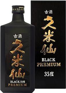 久米仙酒造 久米仙ブラック古酒 [ 焼酎 35度 沖縄県 720ml ]
