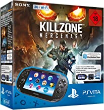 Sony PSVita Wi-Fi + Killzone Mercenary + 8GB MS
