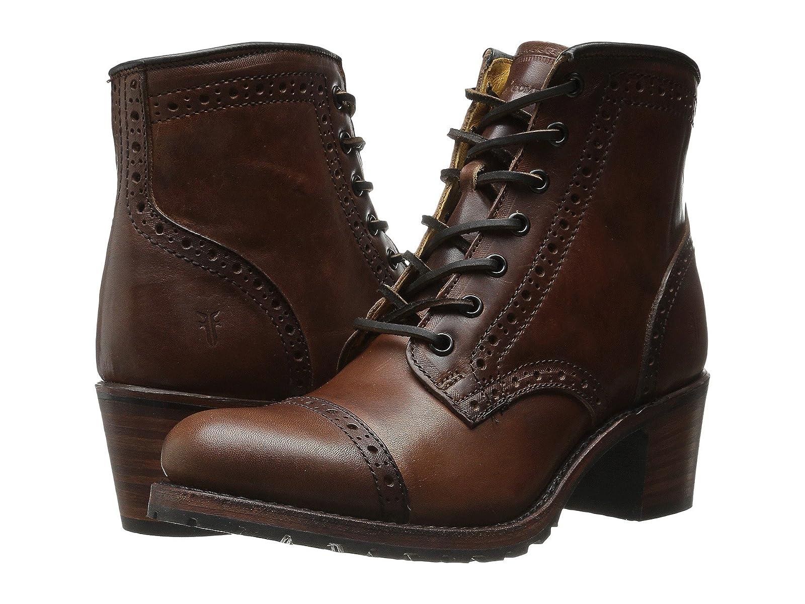 Frye Sabrina BrogueAffordable and distinctive shoes